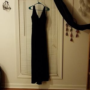 Emerald Sundae Black Dress